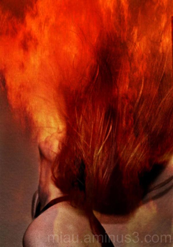 Ardiendo de pasion
