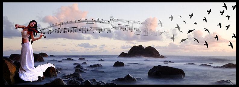 La dama del violín