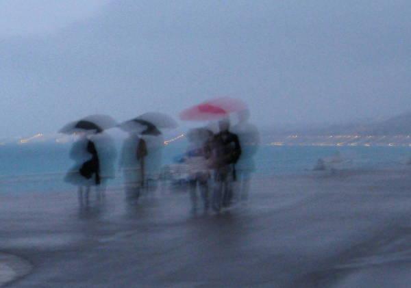 Fantômes de la pluie .