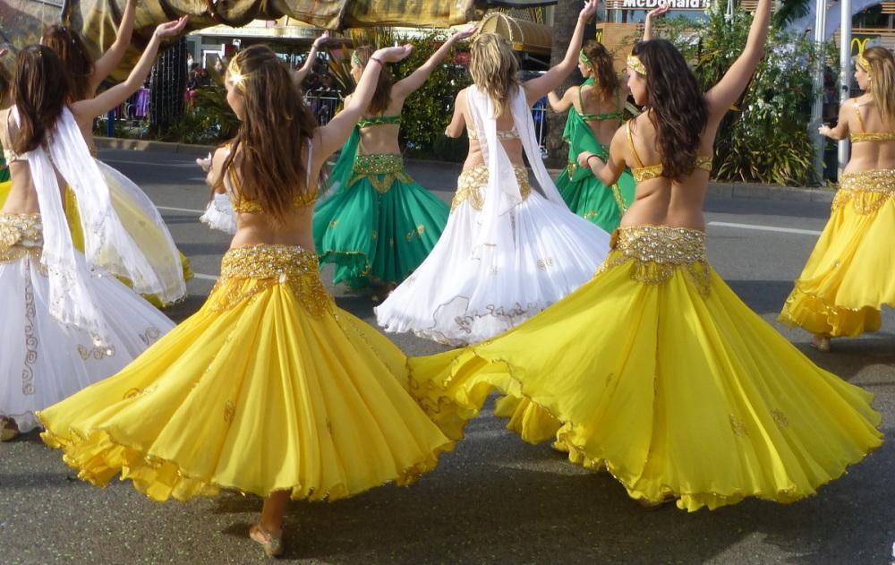 Danseuses .