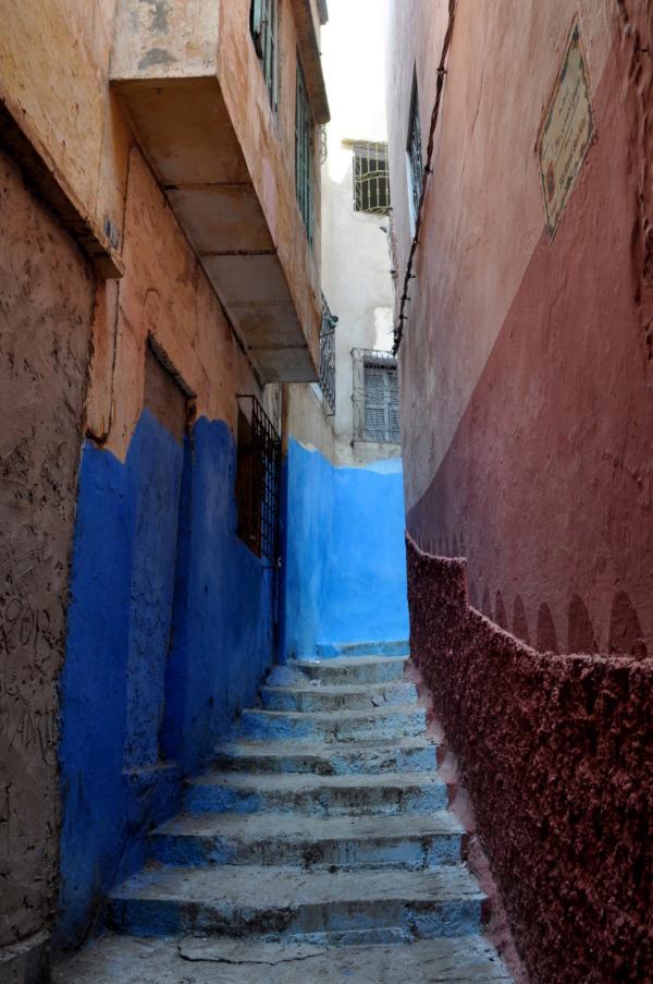 Ruelle de Tanger .