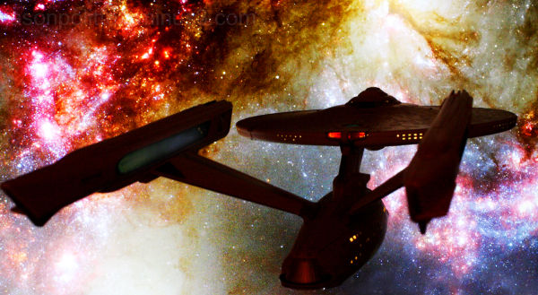 To Boldly Go . . . 2/3
