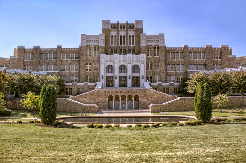 Little Rock Central High in Arkansas