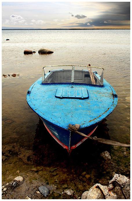 Sinine paat, Blue boat