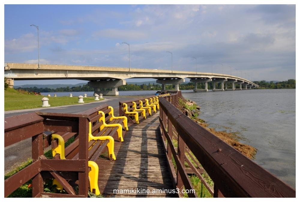 Pont du Long-Sault, Long-Sault Bridge