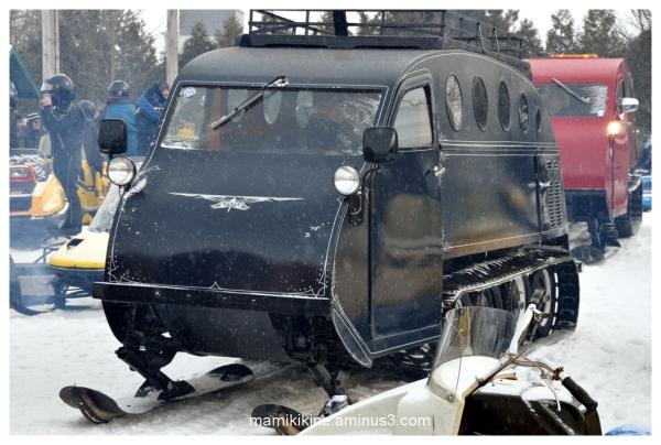Motoneige, B12, B12 snowmobile