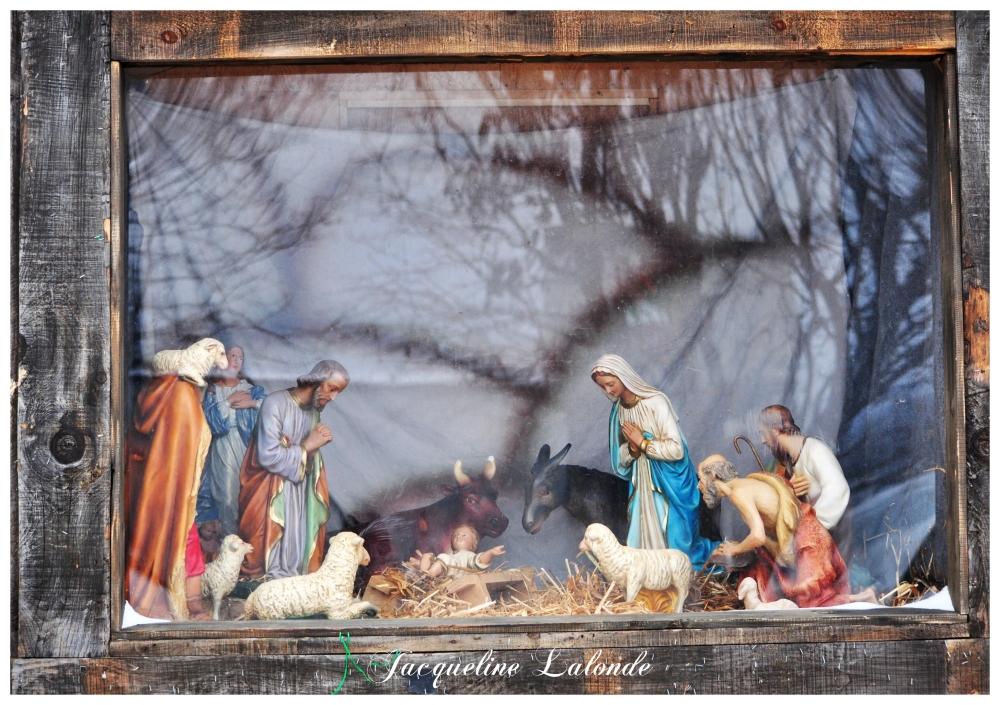 Crèche de Noël, Christmas crib