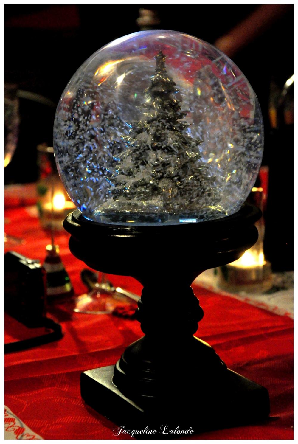 Boule à neige, snow globe