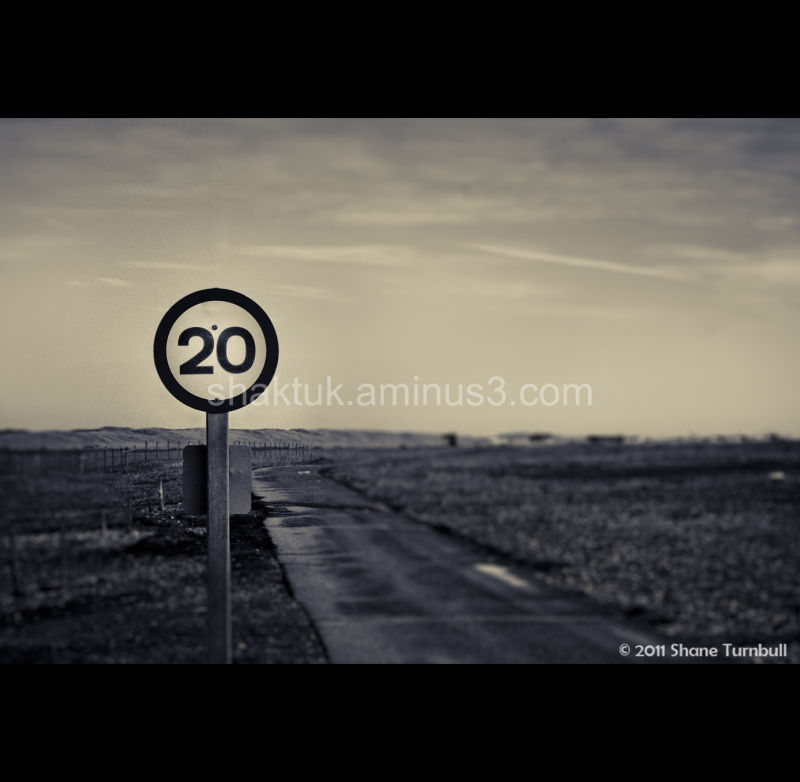 Stick To The Speed Limit
