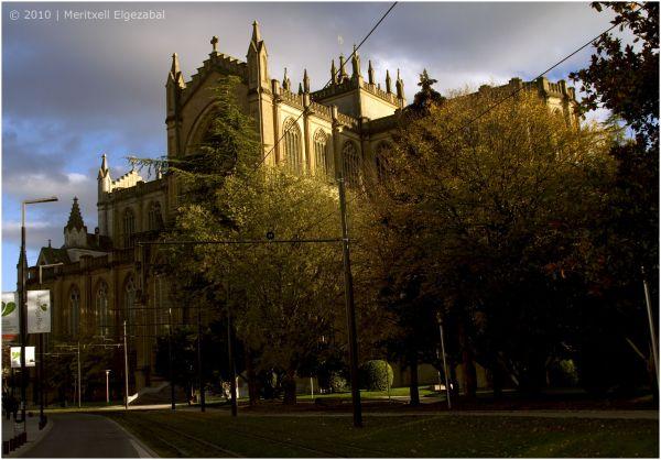 Catedral Santa María de Gasteiz, 2010.