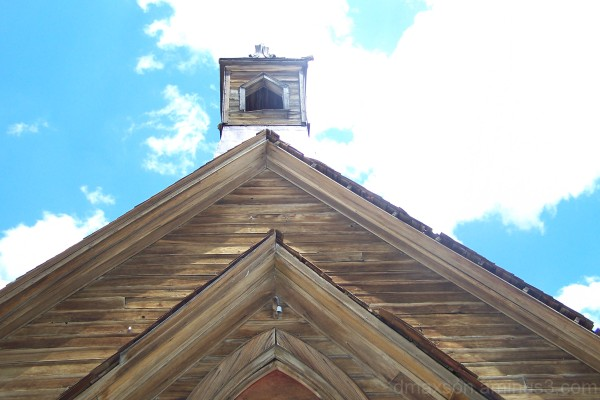 Church Steeple at Bodie