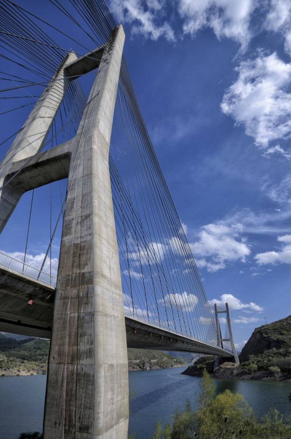 Puente de Manterola. Manterola's bridge. II