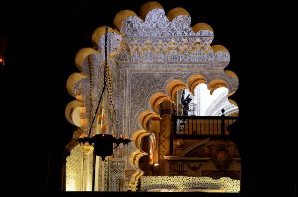 Mezquita. Detalle. Mosque. Detail