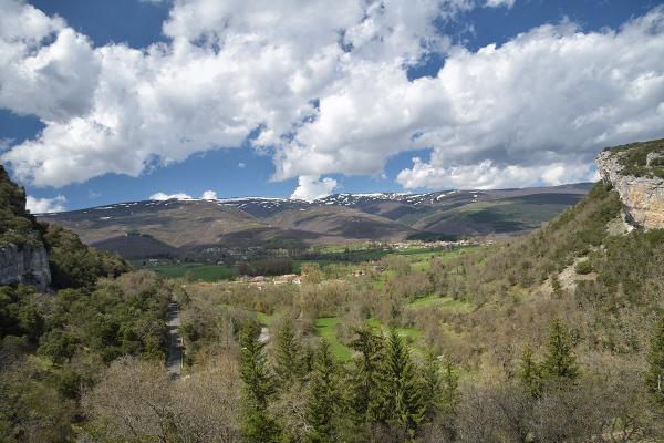 Valle. Valley. Merindades. Burgos