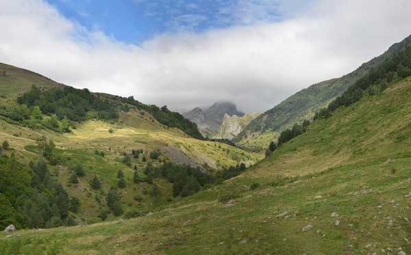 Ibon de Acherito. Acherito lake. Pyrenees #1