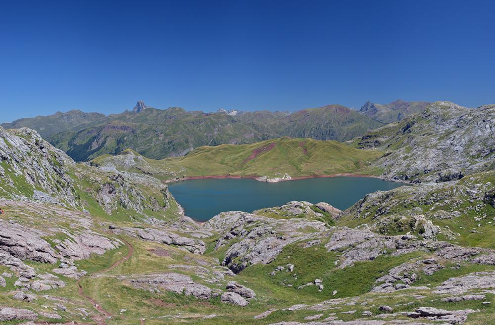 Ibon de Estanés. Estanés lake #6