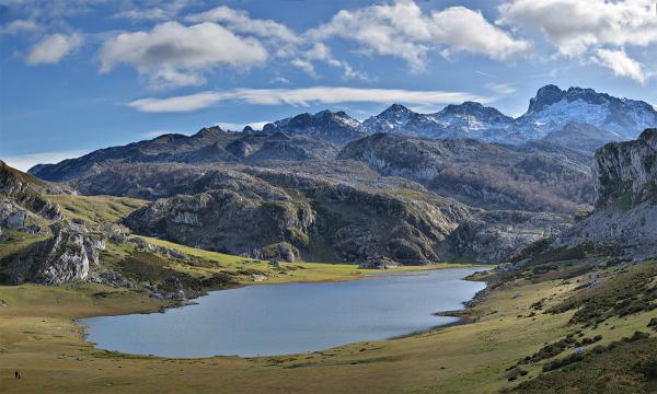 Covadonga lakes #1