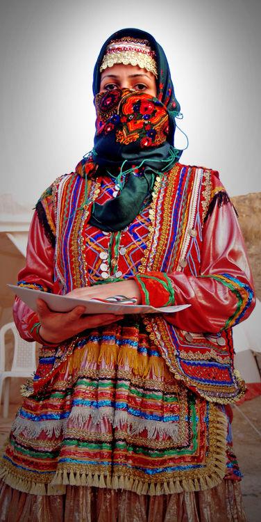 لباس کرمانچ خراسان شمالی