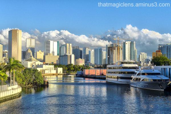 Miami River 3