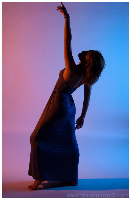 Dancing Angela