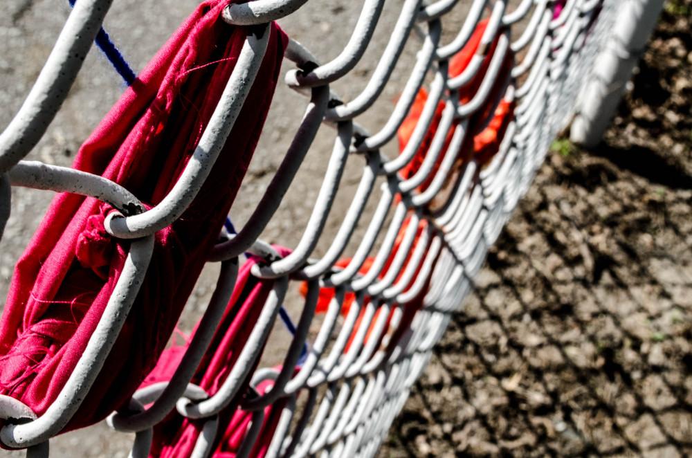 Fence meets art