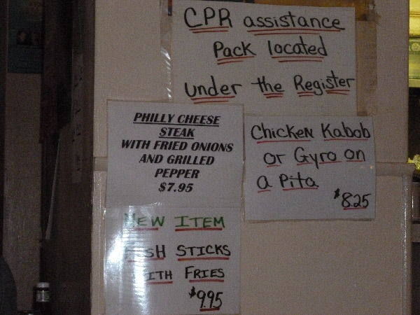 Can't put a price on CPR