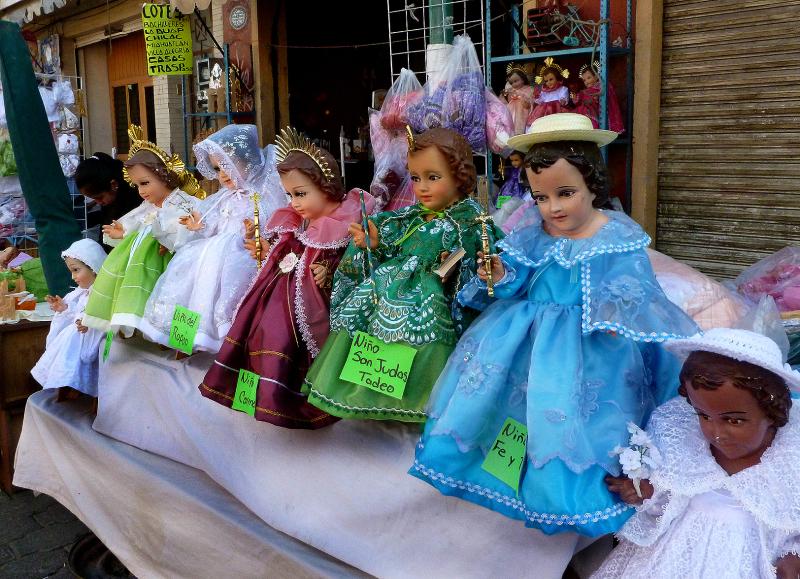 Vestidos de niño Dios - Imagui
