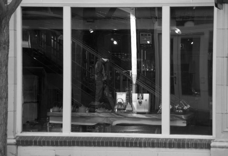 A Stroll Through A Window