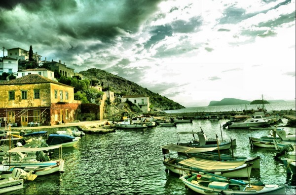 Hydra island revisited part V