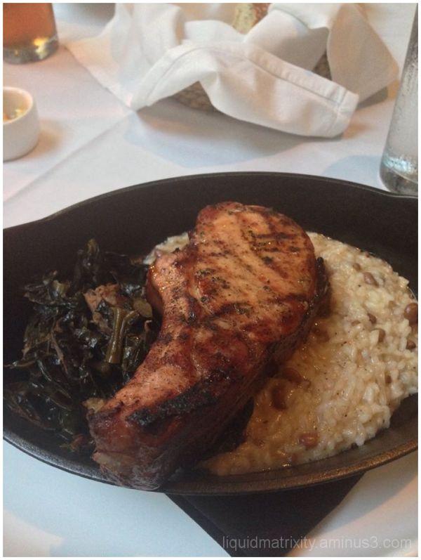 Middleton Place Dinner