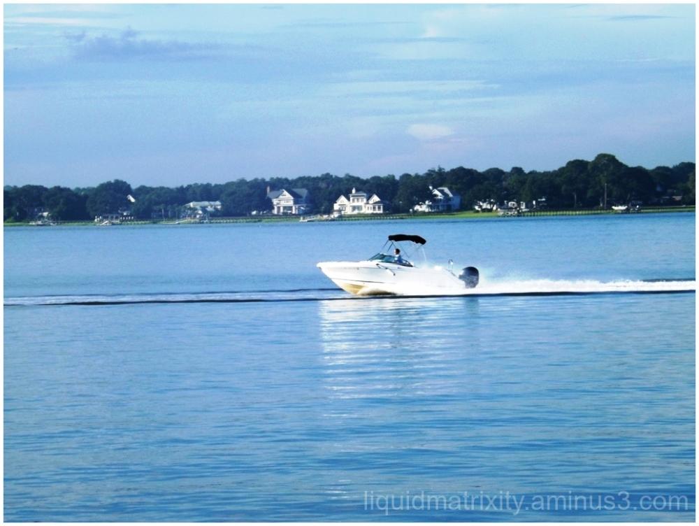 Morning Boat Ride