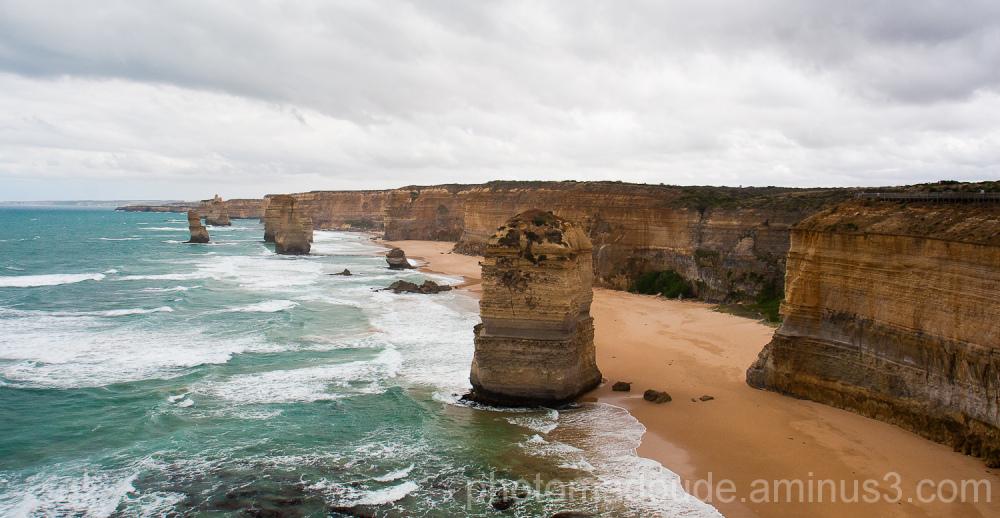 australie great ocean road Pacifique