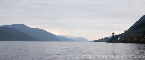Loch Ness Shapes