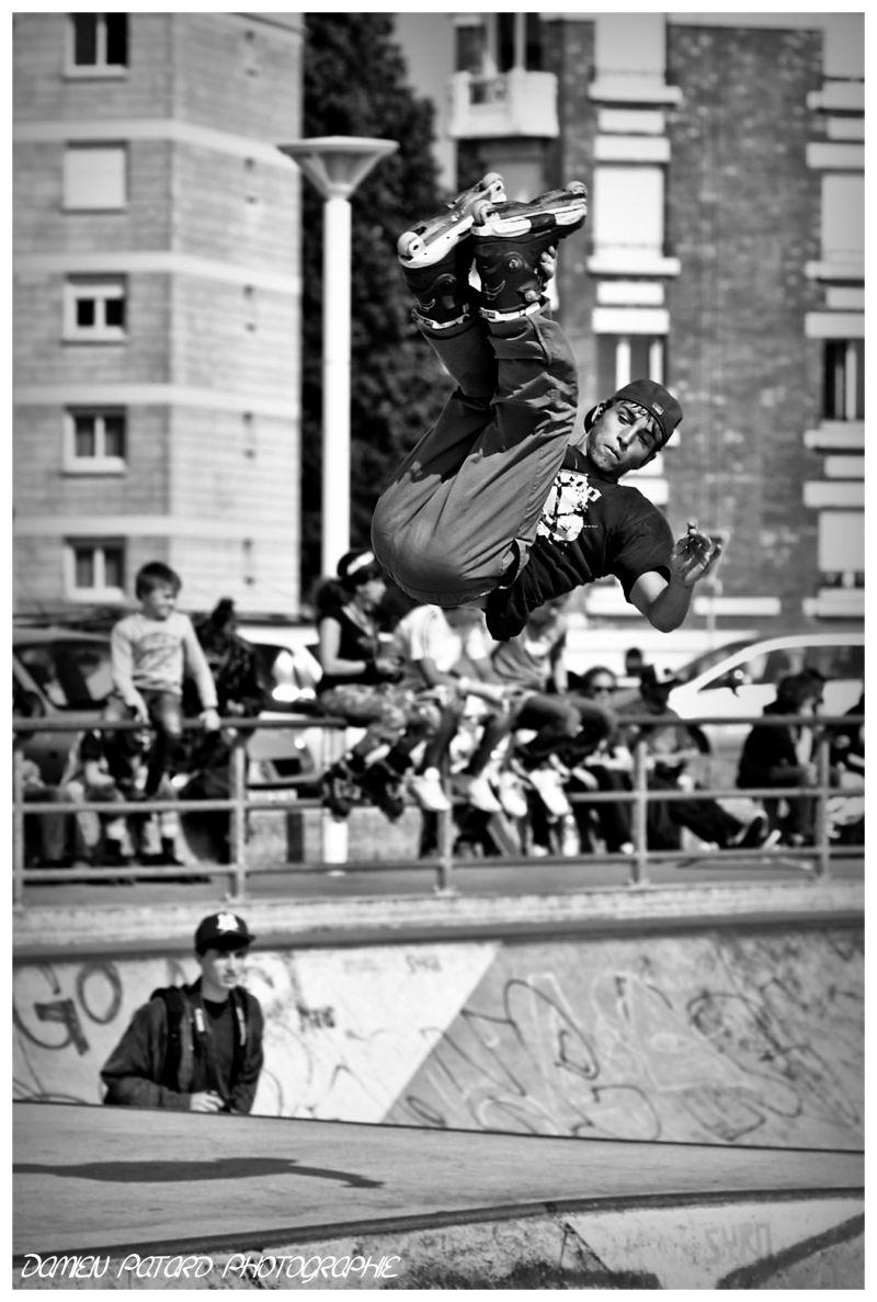 skate park le Havre figure freestyle