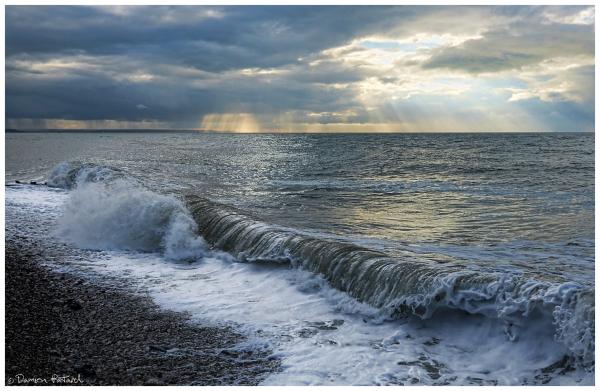 Havre bout monde plage mer rivage danser Trenet