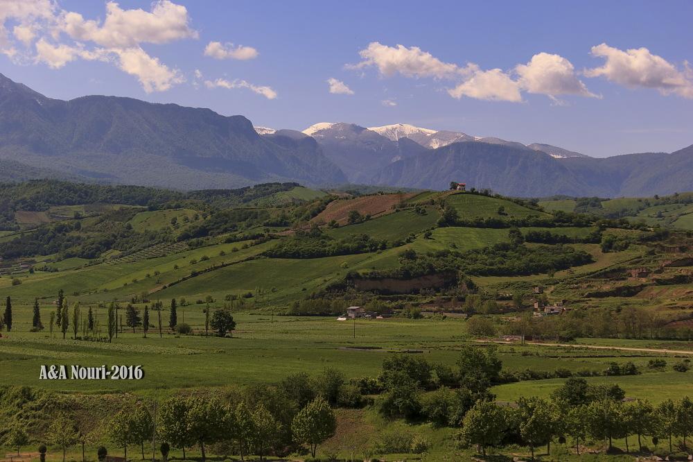 nature of Gorgan