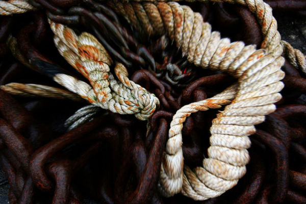 distorted ropes