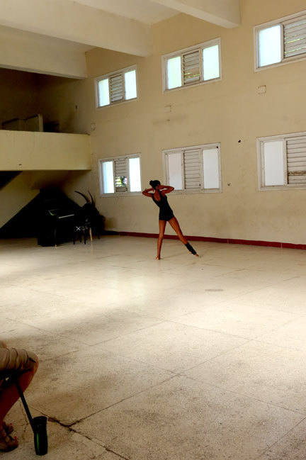 The immensity of Dance