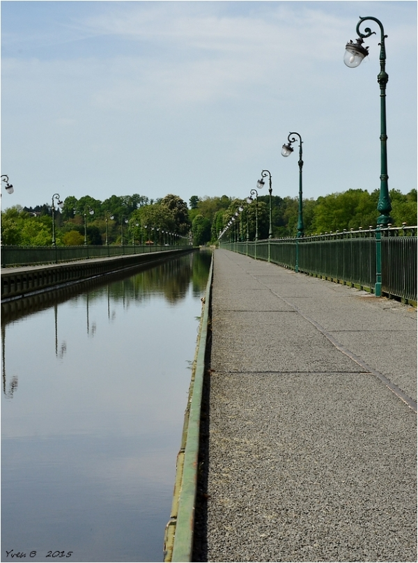 Briare... le pont canal # 2