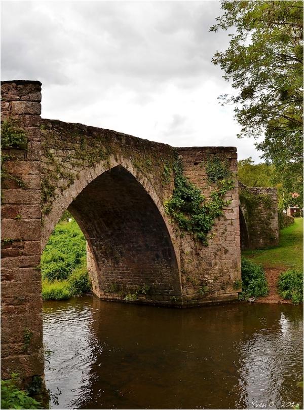 Monestiés  ¤  le vieux pont