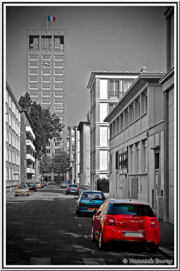 Cars city