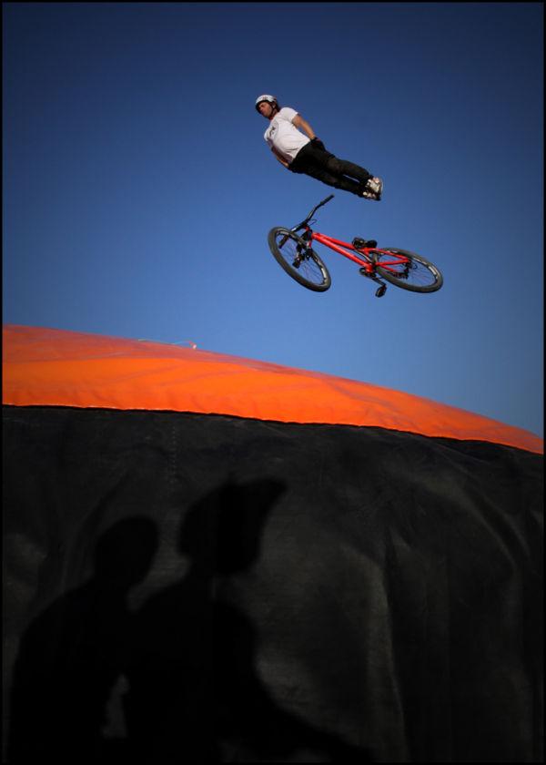 Big Jump !