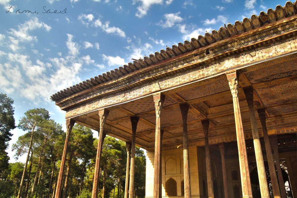 ChehelSotoun , Isfahan