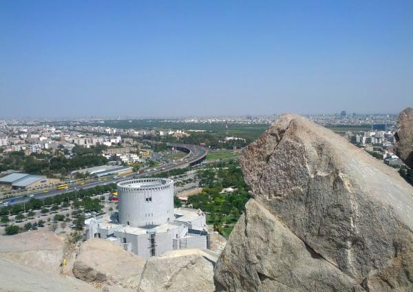 A city, Mashhad