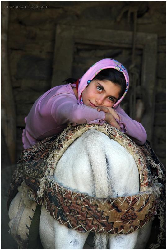 Varkaaneh, a Village near Hamedan, Iran.