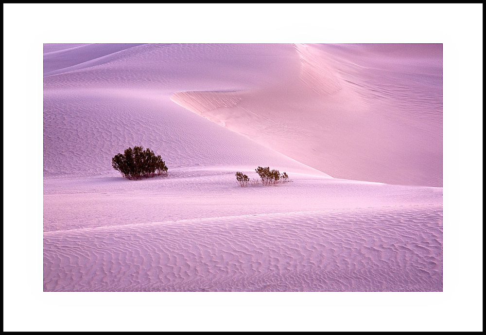 Early Light in Death Valley