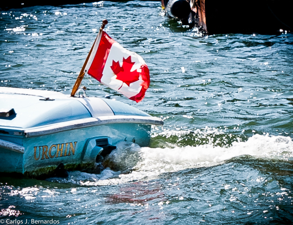 Vancouver boat