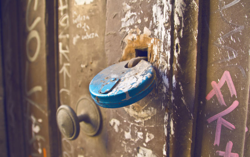locking things in Barcelona