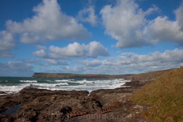 Toward Polzeath