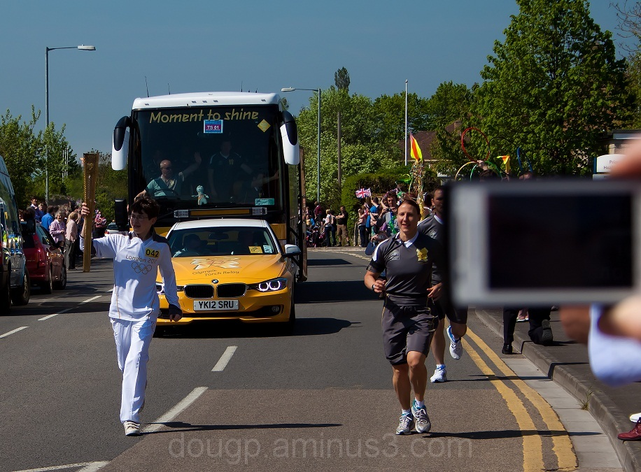 The Flame comes to Wells